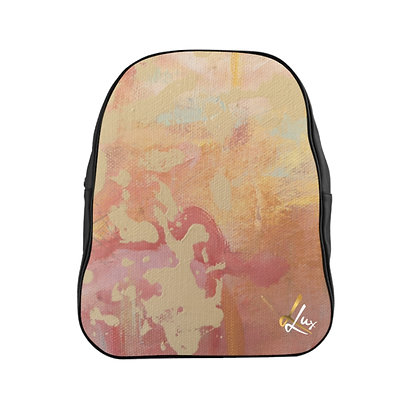 School Backpack - Sunset