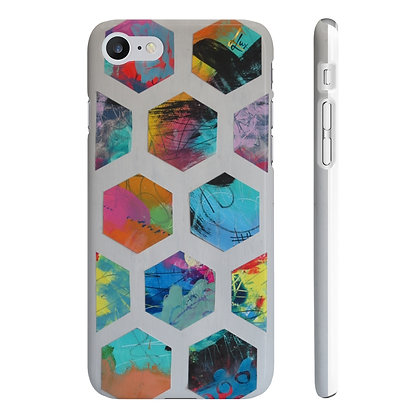 Wpaps Slim Phone Cases - Hexaltation