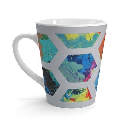 Latte mug - Hexaltation