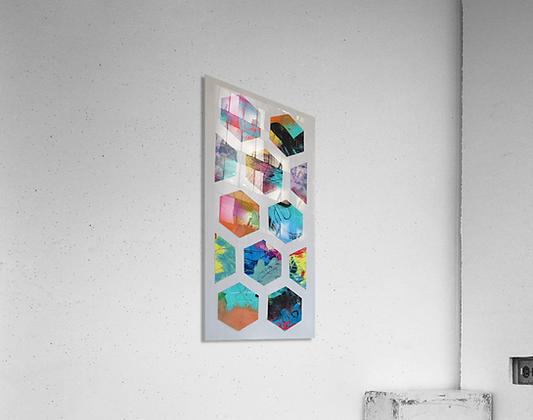 Hexaltation (Acrylic Print)