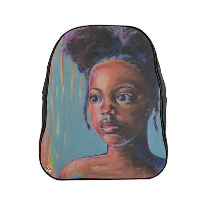 School Backpack - Gianna