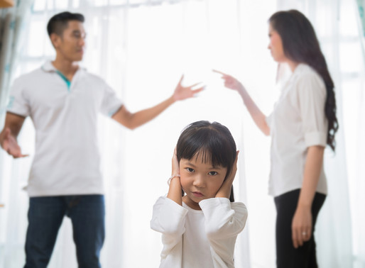 How parental argument affects children