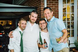 Ed Jason, Gerald and Matt