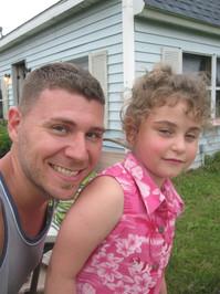 Gerald's and Kaylee (Gerald's niece)