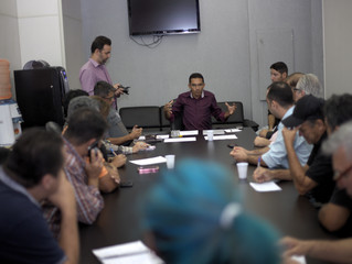 Comissão de vereadores estuda trazer polo universitário para Área Continental