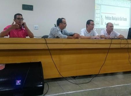 Prefeitura revela superávit de R$ 38 mi em audiência pública na Câmara