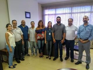 Três novos servidores tomam posse  na Câmara Municipal de São Vicente