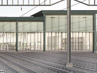 Neue nachhaltige BLS-Werkstätte Chliforst Nord