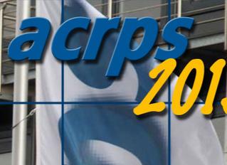 acrps 2019 in Leipzig