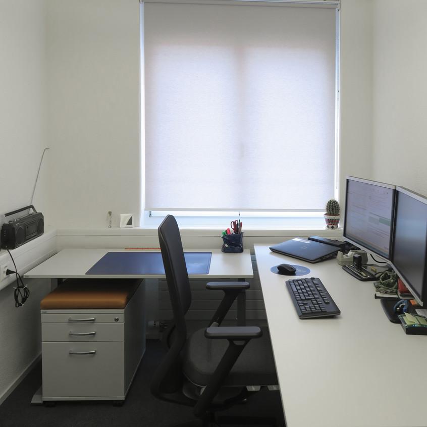 Wi&Vi AG, Büro