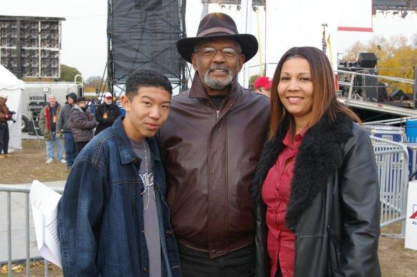 With Jim Vance, NBC