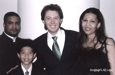 Performed w/ Clay Aiken