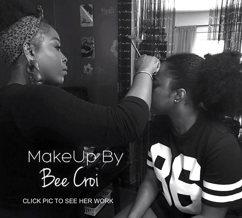 DC Area Make Up Artist, M.U.A. Bee Croi