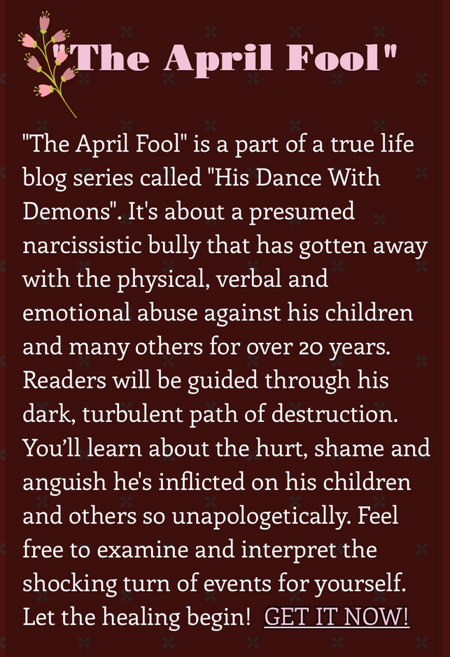 """""""The April Fool"""""""