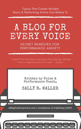 2019 A Blog For Every Voice (Bookcover).
