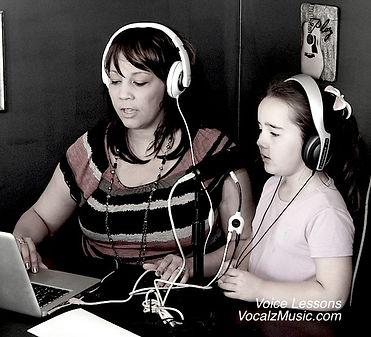 Deirdre Kay, VocalzMusic client