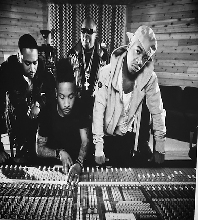 Dru Hill, Famous R&B Group