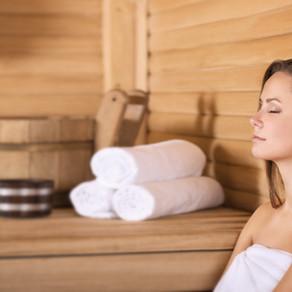 Beauty-Booster Sauna - gesund und richtig schwitzen!