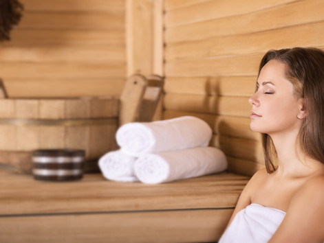 Infrared Sauna and Circulation