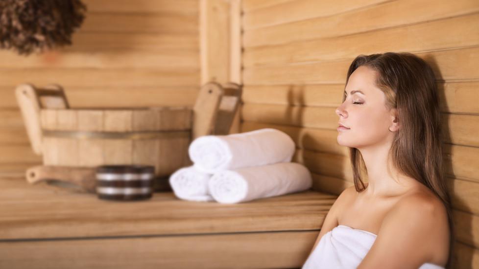 Het nemen van een sauna is één van de sleutels tot een gezond leven