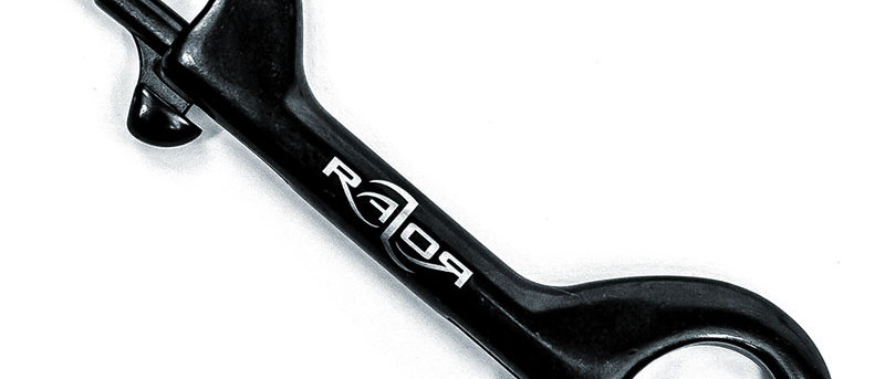 Razor Black Double Ender 115mm