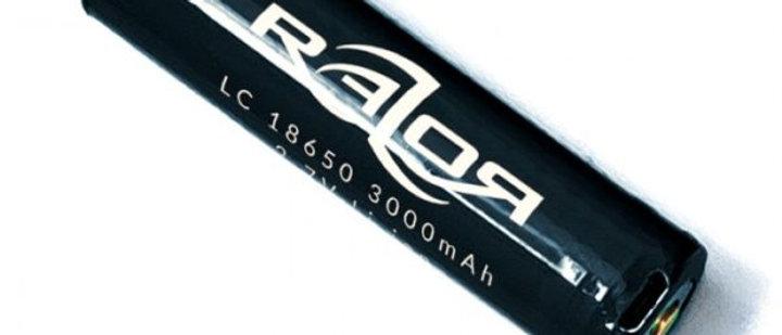 Ersatzakku für Razor Backup Lampe BL1200