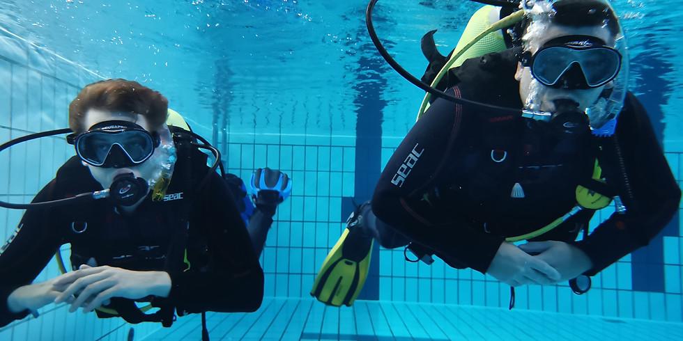 Open Water Diver Kurs Pool #409