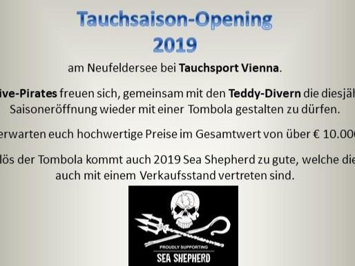 Saison Eröffnung beim Tauch-Sport-Vienna von Christian Altmann