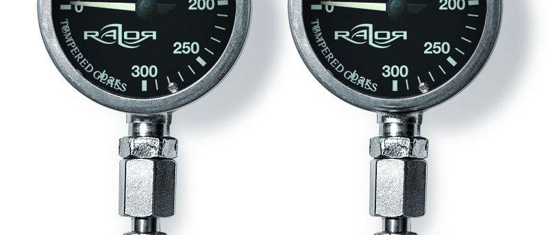 Razor SPG Bar komplettes Set