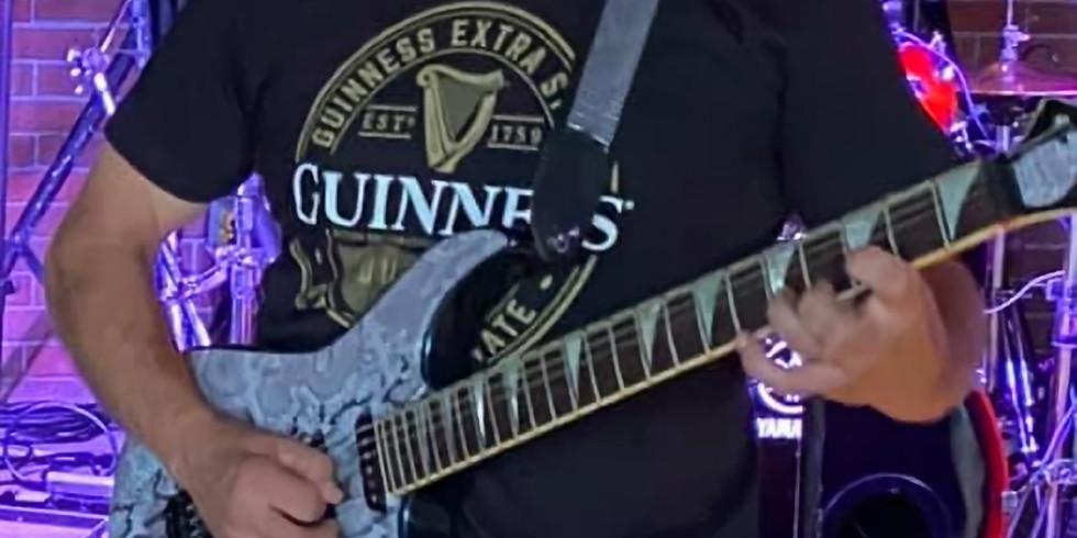 Dancing Queen's Ronnie - singer/guitarist - solo