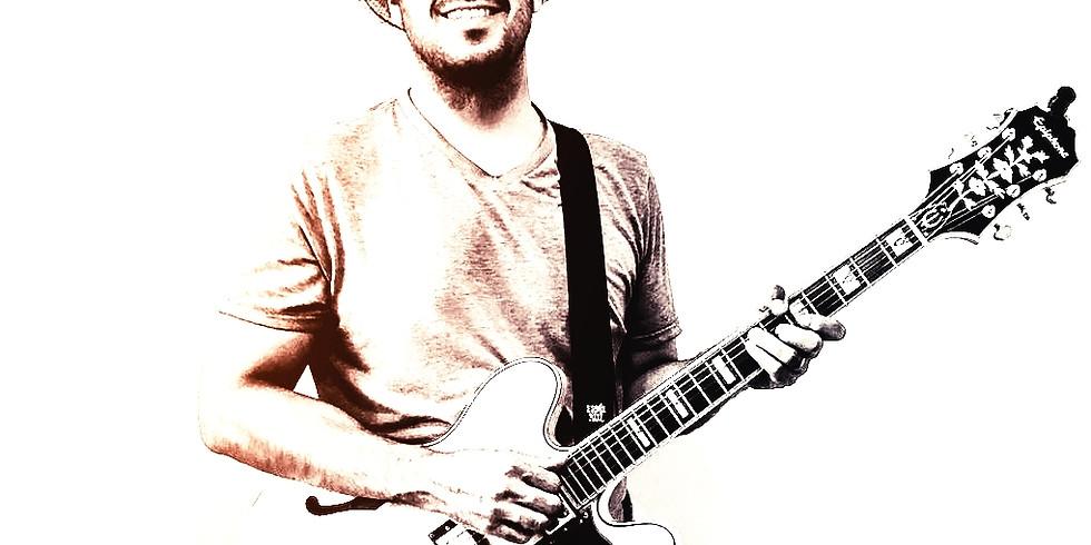 Julio Rivera featuring Brad Root on Percussion
