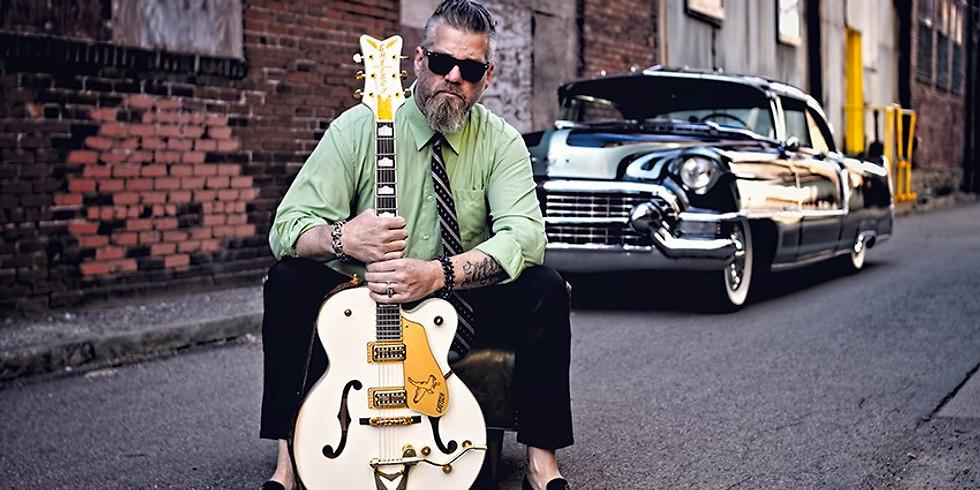Greg Geibel - singer/guitarist - Too Good to be Bad !