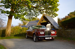 Classic Wedding Cars South Wales