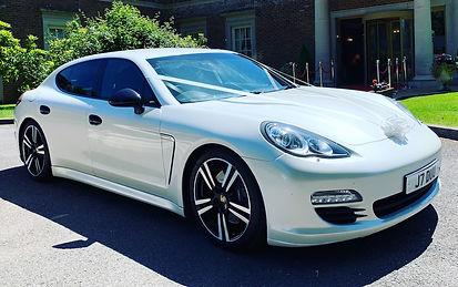 Porsche Wedding Cars Pontypridd