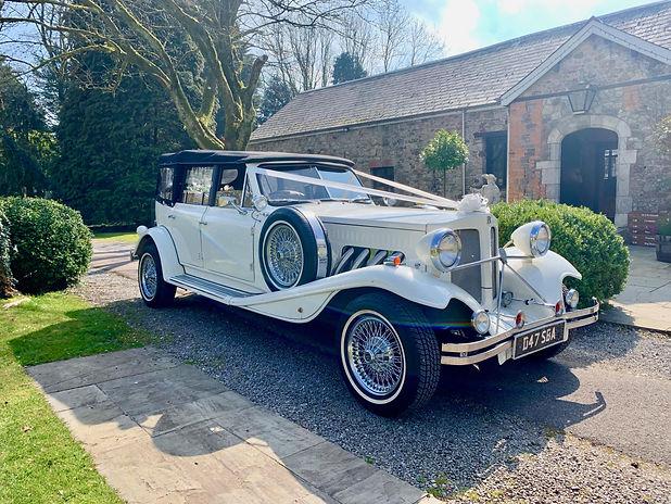 Roadster | iDoo Wedding Cars | Wedding C