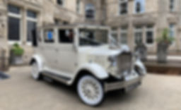 Vintage Imperial Wedding Car Hire Cardiff