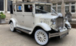 Vintage Imperial Wedding Car Hire Cardiff