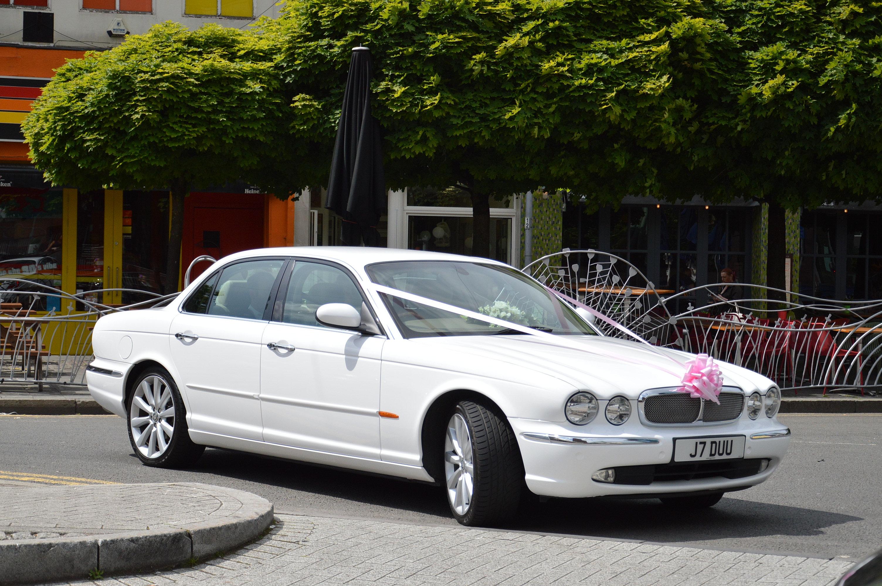 Wedding Car Hire Cardiff