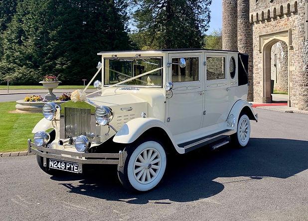 Imperial | iDoo Wedding Cars | Wedding C