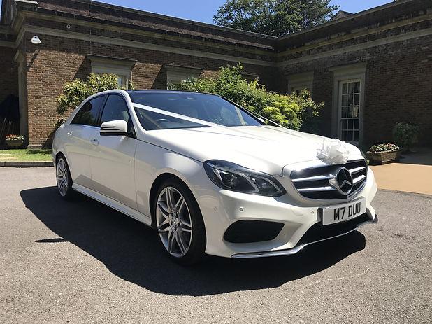 Mercedes Wedding Cars Cardiff South Wale