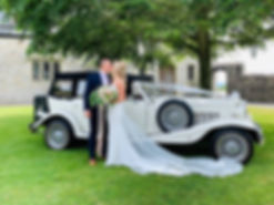 The Roadster Wedding Cars South Wales