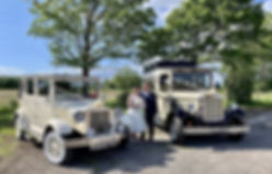 Vintage Wedding Cars in South Wales