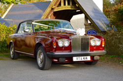 Wedding Cars on a budget South Wales
