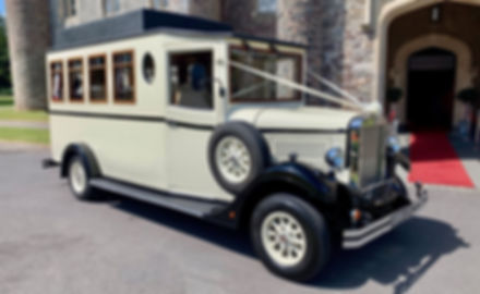 Wedding Bus Hire South Wales