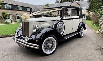 Regent Wedding Car on Hire in Chepstow South Wales