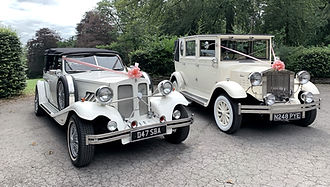 Roadster and Imperial Wedding Cars in Swansea South Wales