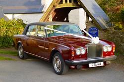Rolls Royce Wedding Cars South Wales