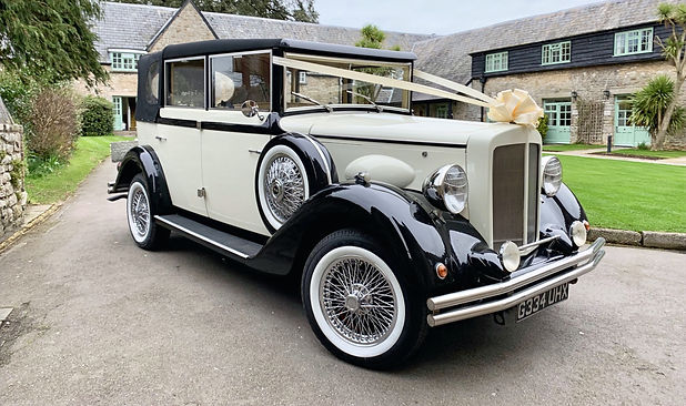 Regent Vintage Wedding Car Cardiff South