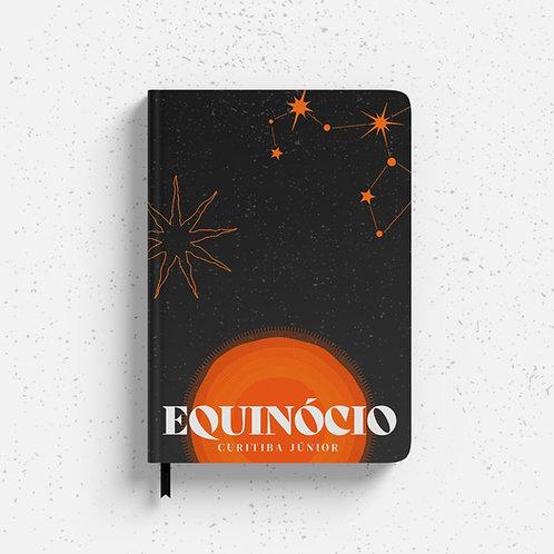 Moleskine Curitiba Júnior: Equinócio