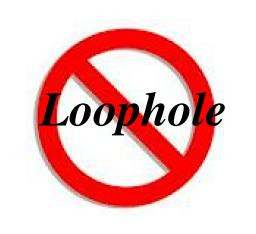 ICYMI - There is no loophole in Prop 13